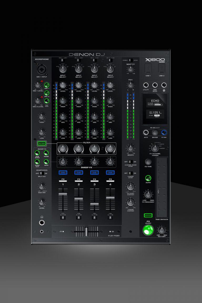 Denon X-1800